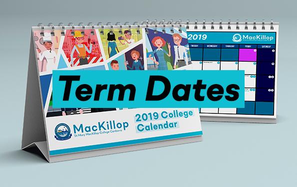 2019 Term Dates