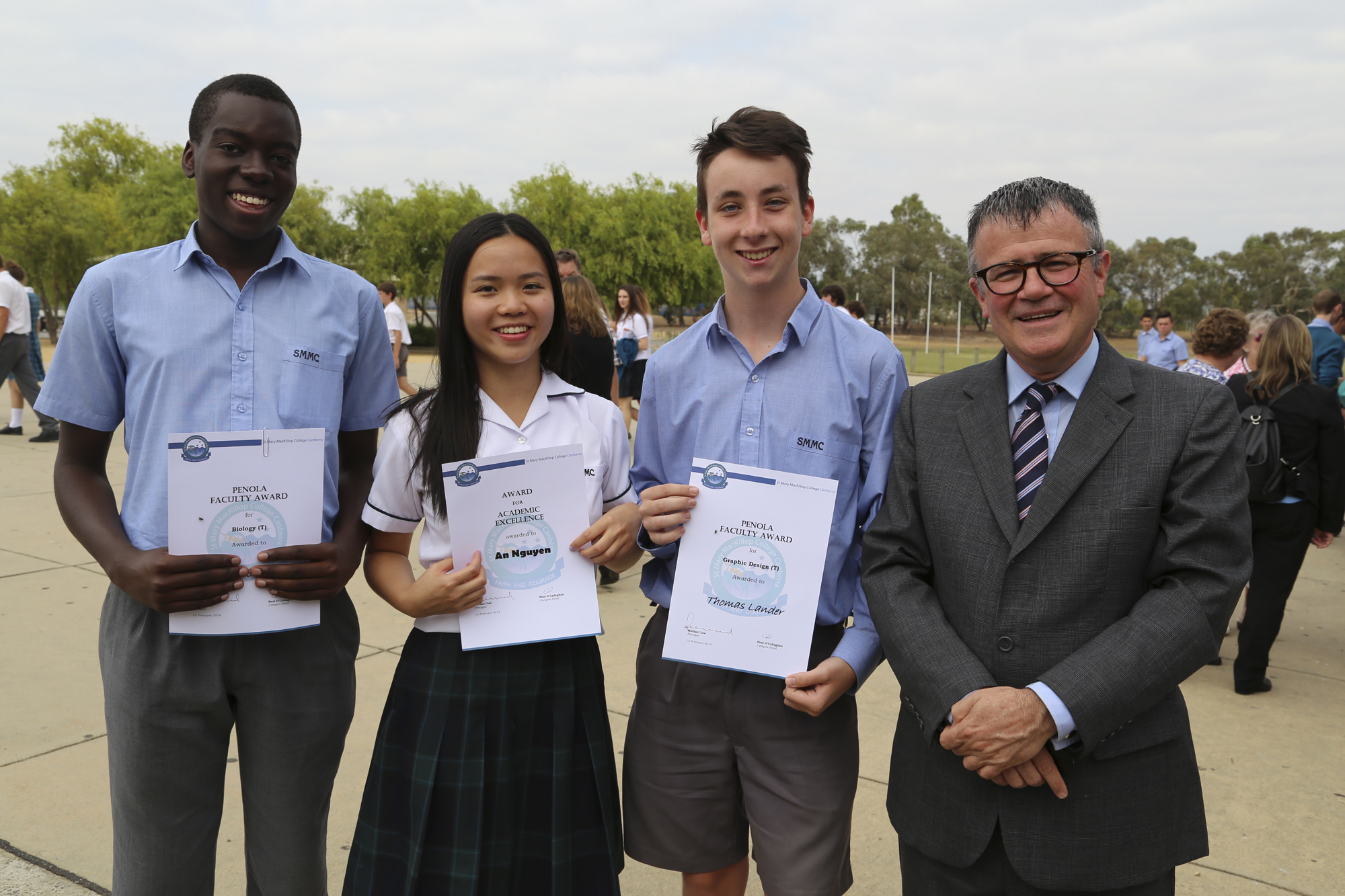 Achieve at MacKillop!