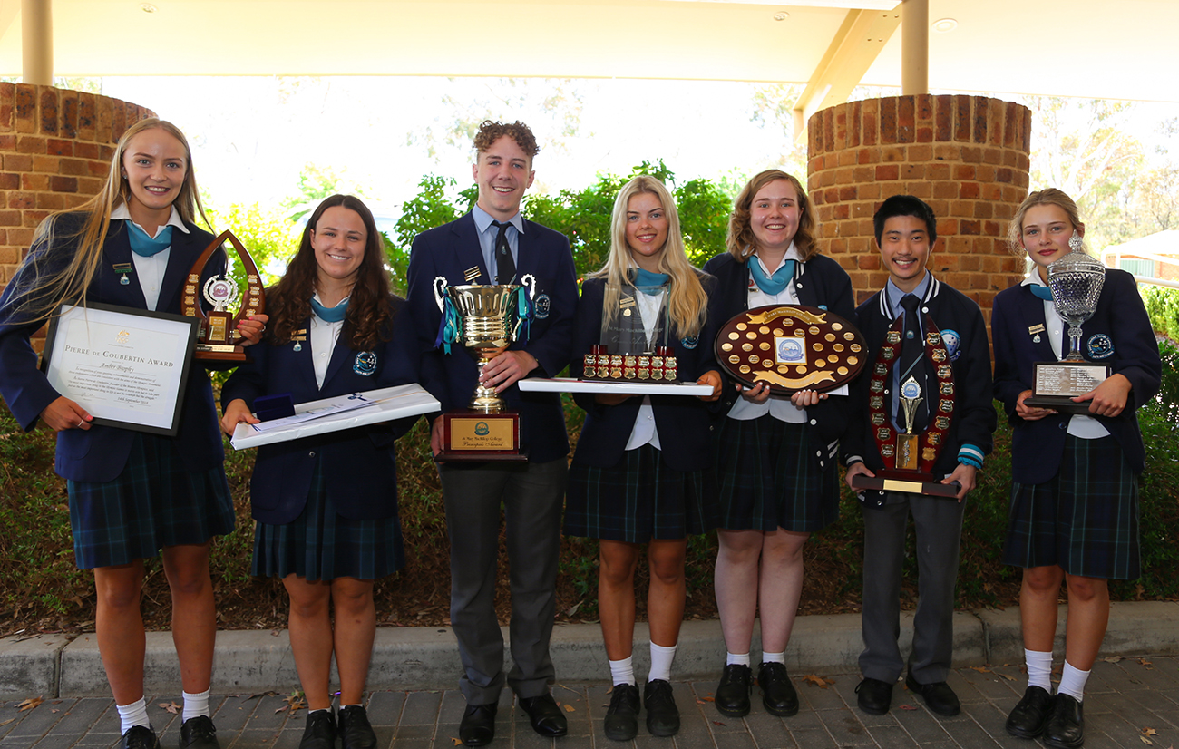 Year 12 Mass and Awards 2018