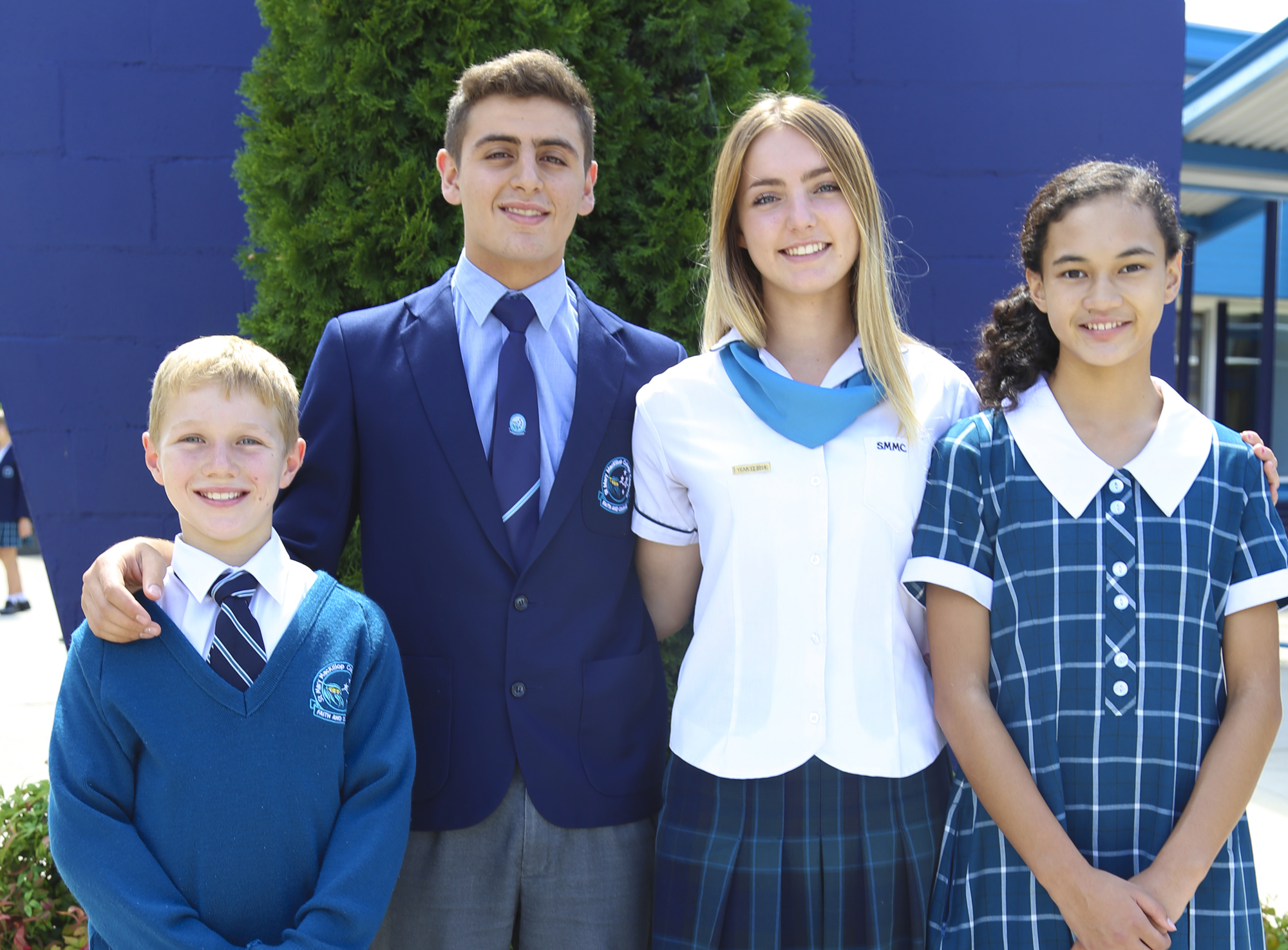 MacKillop in the Community