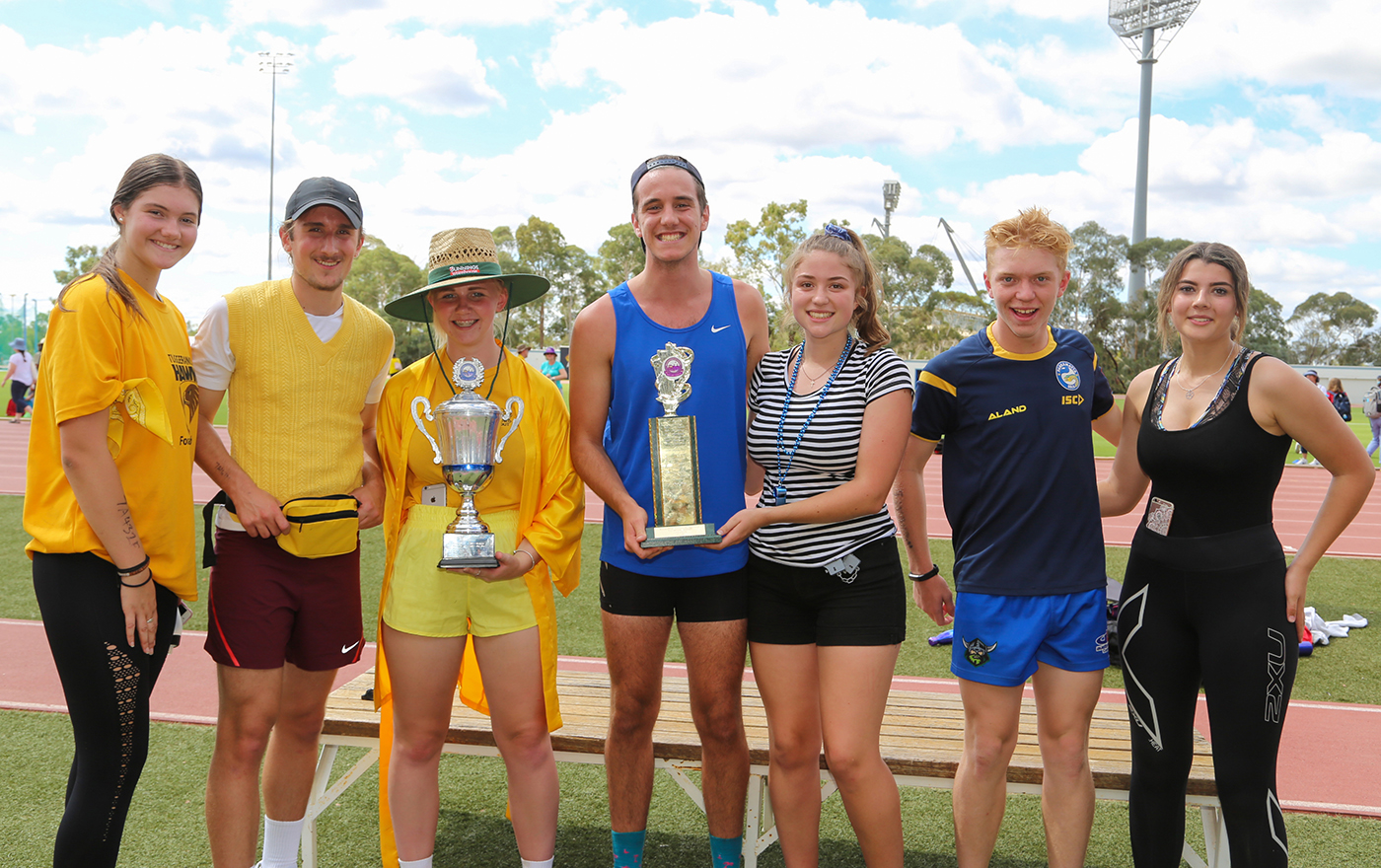 College Athletics Carnival 2019