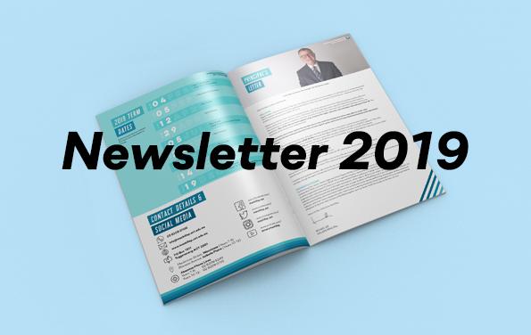 Newsletter 16 2019